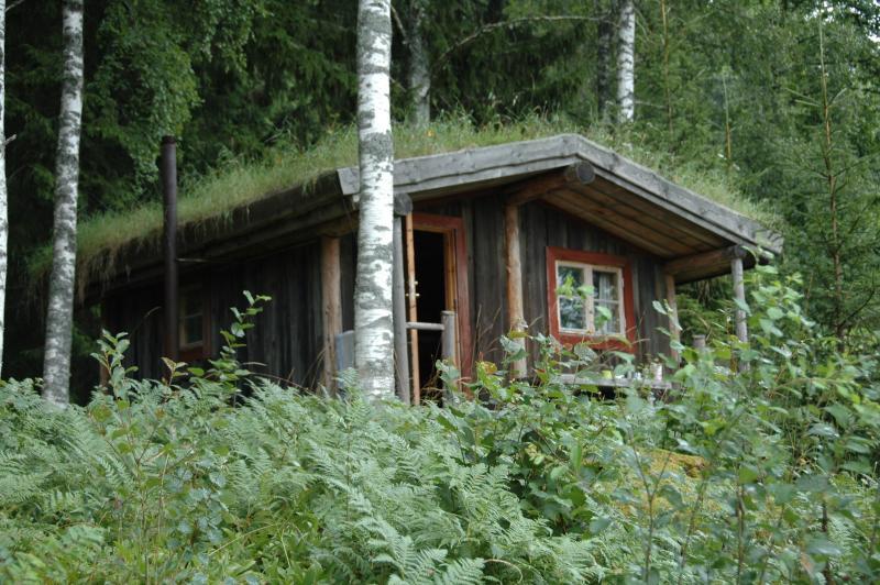 Natuur huisje
