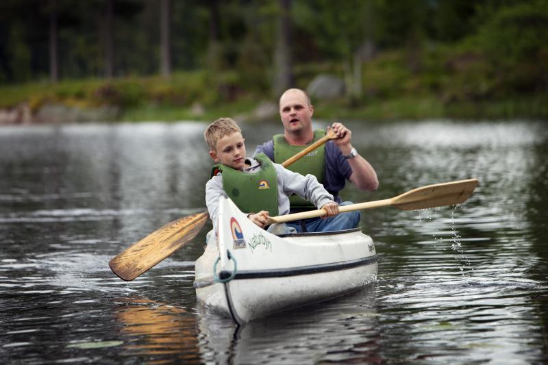 Natuurbelevenis Zweden