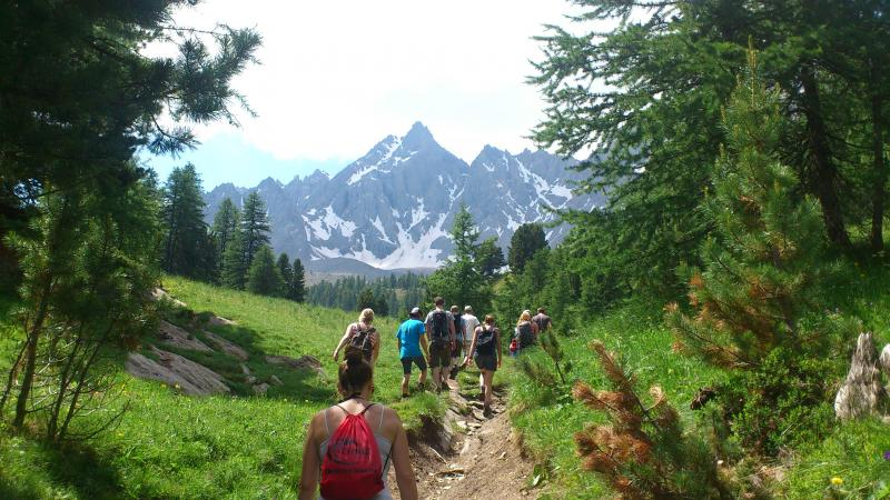 Wandelen Alpen