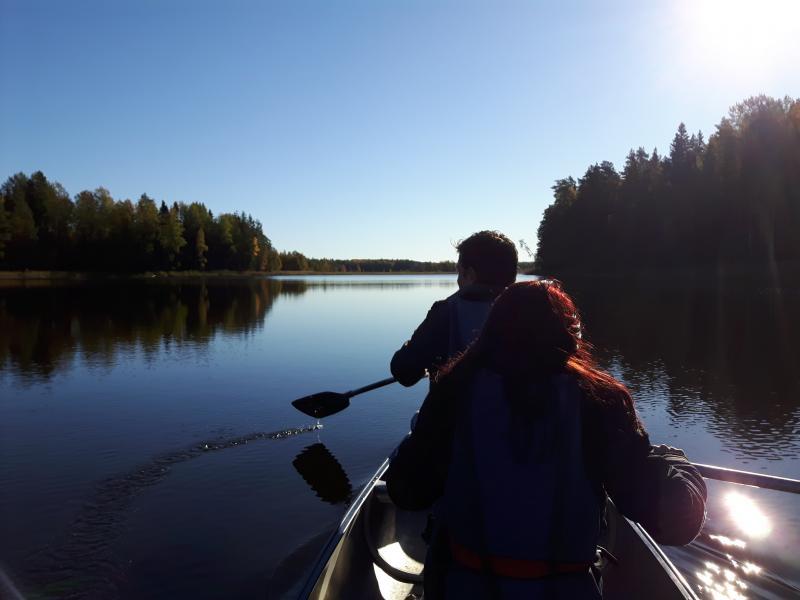 Zweden kanovakantie